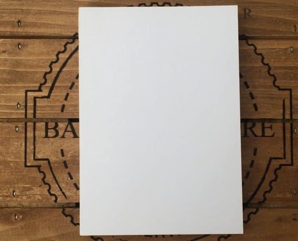 Handmade Cotton Paper Journal Inserts